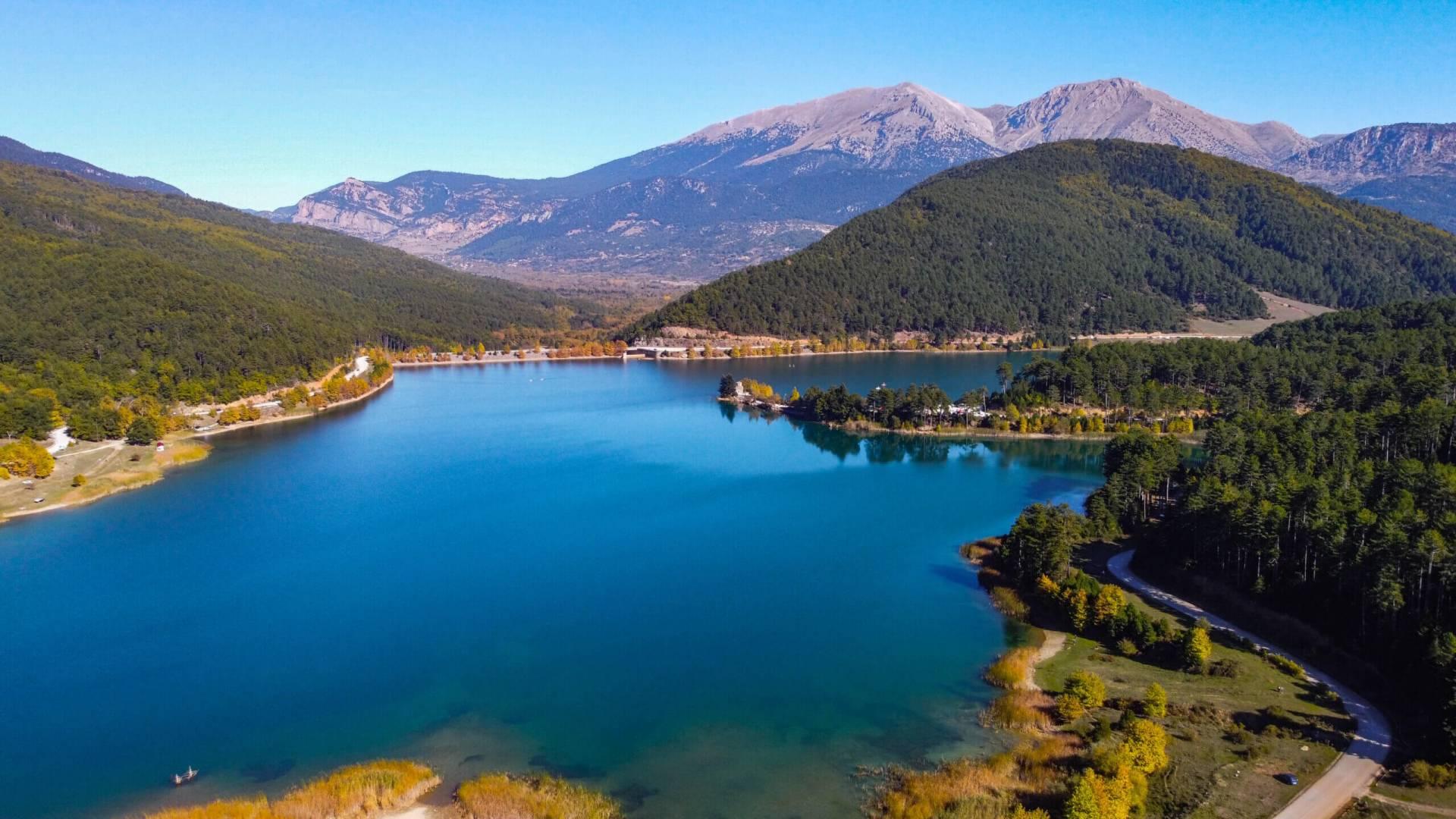 Ορεινή Κορινθία - Πεζοπορία στη λίμνη Δόξα στις 22/11   Unlimited Adrenaline