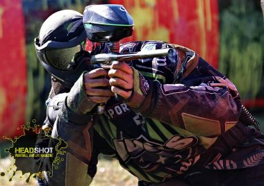 Dynamite Paintball