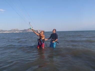 Kitesurf Ναύπλιο