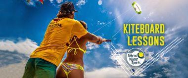 Μάθημα Kiteboard